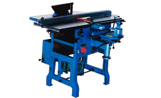 Multiuse wood working machine